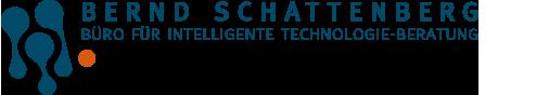 Bernd Schattenberg: Büro für intelligente Technologieberatung